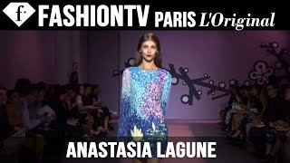 Model Anastasia Lagune | Beauty Trends for Spring/Summer 2015 | FashionTV