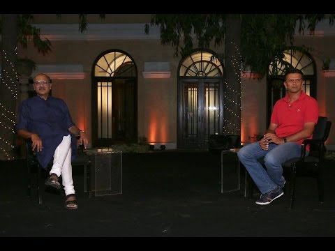 Off The Cuff with Rahul Dravid