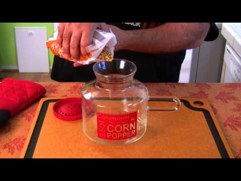 Microwave Corn Popper - Product Review