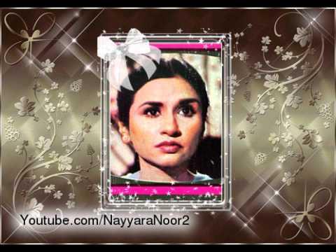 NAYYARA NOOR - Ai Ishq Hamain Barbad Na Kar - Meri Pasand PTV...