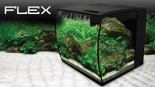 Fluval Flex 9 & 15 US Gal. Aquarium