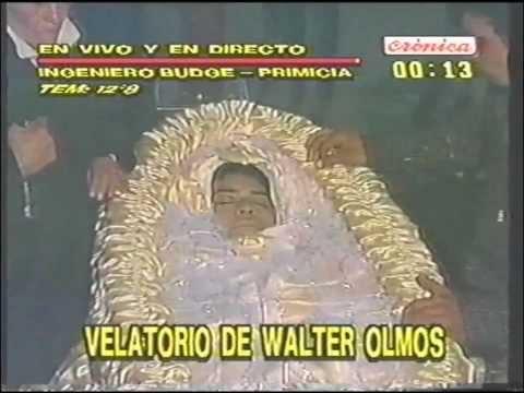 Walter Olmos. El Velatorio.