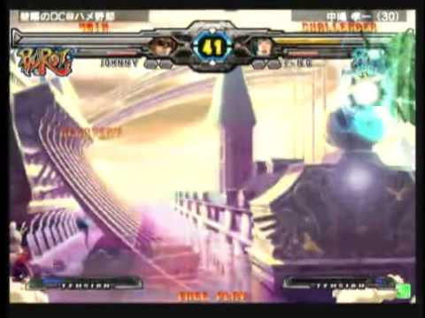 2013/5/18 GGXX AC+R West vs East Japan 25on25 Part 11