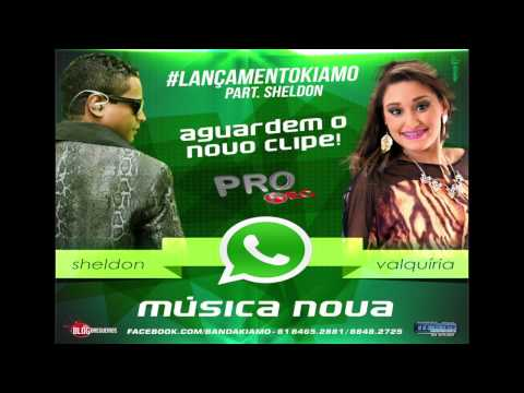 Banda Kiamo E Mc Sheldon - Whatsapp - Musica Nova 2014 video