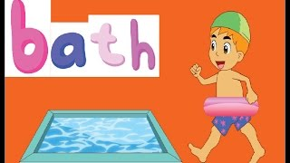 Learning Phonics words with 'th'