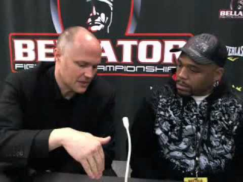 Interview with President Of Bellator