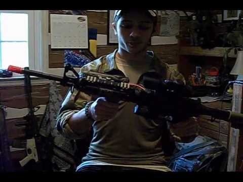 Ignite Black Ops M4 Viper airsoft gun review