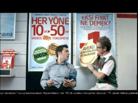 Avea tansiyon reklamı