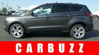 2017 Ford Escape UNBOXING Review - Why Even Bother With Luxury Crossovers?