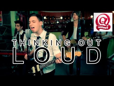 Ed Sheeran - Thinking Out Loud - At Sunset Cover