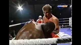 Joe Calzaghe vs Nick Manners / Джо Кальзаге - Ник Маннерс