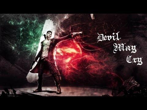 История серии Devil May Cry + Обзор игры DmC Devil May Cry