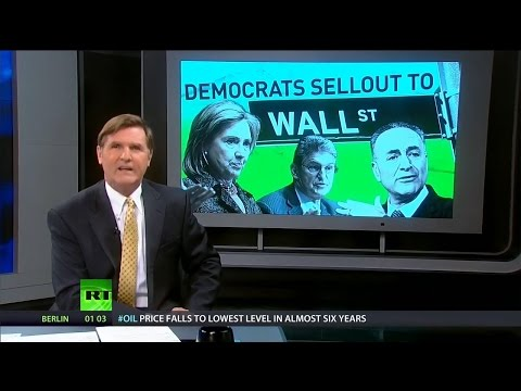 Papantonio: GOP = Democrats = Wall Street — There Is No Difference