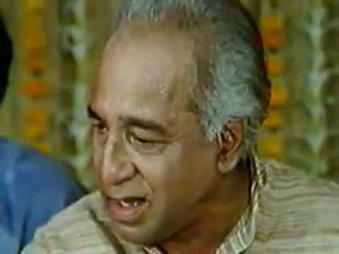 Pt. Vasantrao Deshpande sings Raag Maru-Bihag (Part 1)