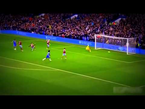 Diego Costa | All 20 Goals for Chelsea in 2014/15