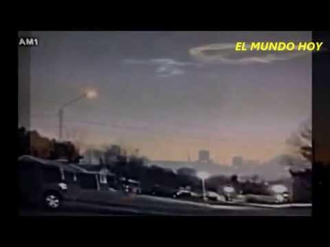 Meteorito cae en Argentina, Extraña bola de fuego cae en el norte de Argentina