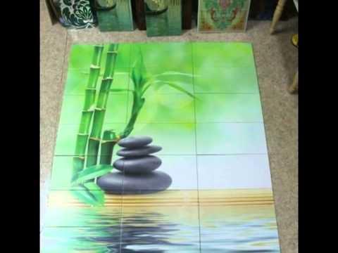 плитка с рисунком: