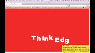 Adobe Edge html5 javascript tutorials