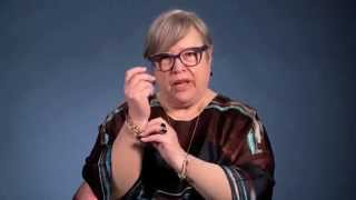 Kathy Bates Takes the Face of Lymphedema Challenge! - LE&RN