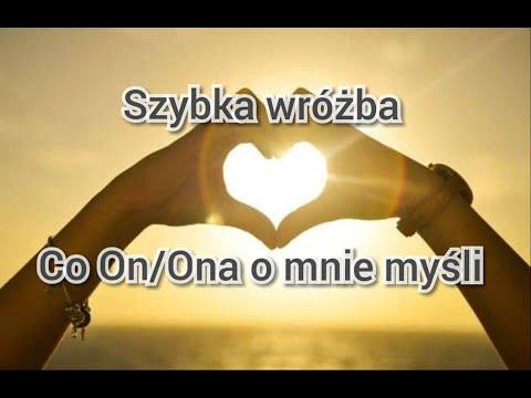 Szybka Wróżba - Co On/Ona O Mnie Mysli?