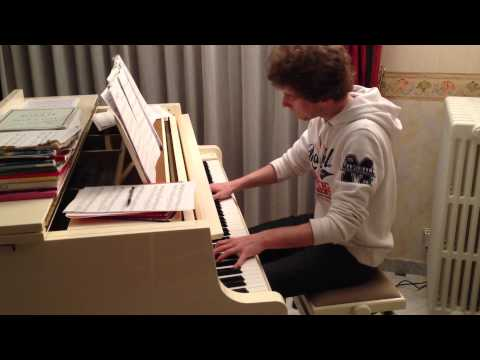 Mashup Piano (Eminem, Rihanna, Wiz Khalifa, Jay-Z ...)