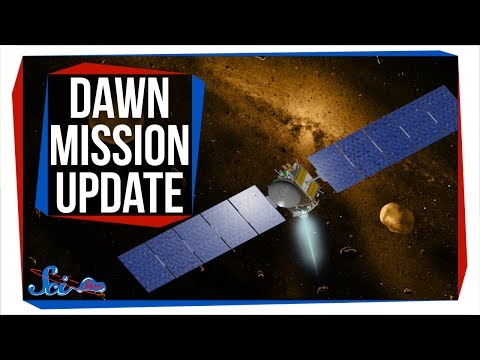 Dawn a Mission to Two Asteroids