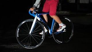 Unknown Bikes | Singularity x The Shark | DAN Fixed Gear