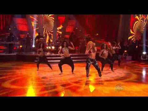 Shakira - Dancing With The Stars