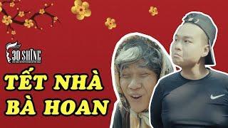 Diễn Viên ' Tết Nhà Bà Hoan - Vanh Leg' Cắt Tạo Kiểu Mohican Tại 30Shine | 30ShineTV Đặc Biệt