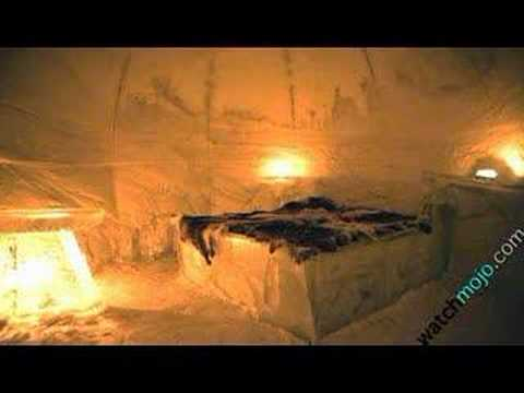 Ice Hotels From Around The World - Norway