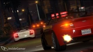 GTA 5 : Nouvelles Images - Une Démo ! - Taille de la Map !