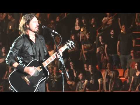 Foo Fighters - Best of You - acoustic