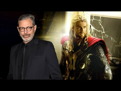 Who is Jeff Goldblum in Thor: Ragnarok? (Nerdist Special Report)