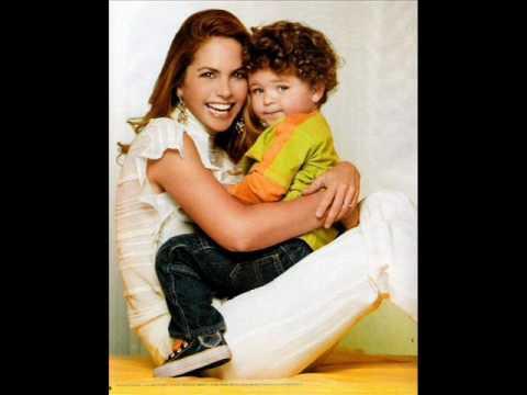 Lucero. Fotos. Madre
