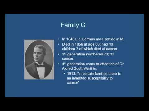Genetic Testing and Cancer Screening