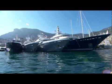 Monaco Yacht Show 2011