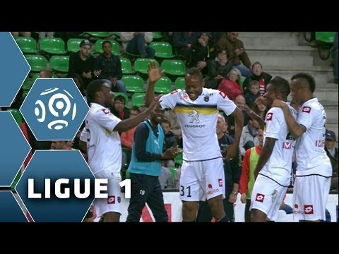 But Emmanuel MAYUKA (77') - Stade Rennais FC-FC Sochaux-Montbéliard (1-2) - 10/05/14 - (SRFC-FCSM)