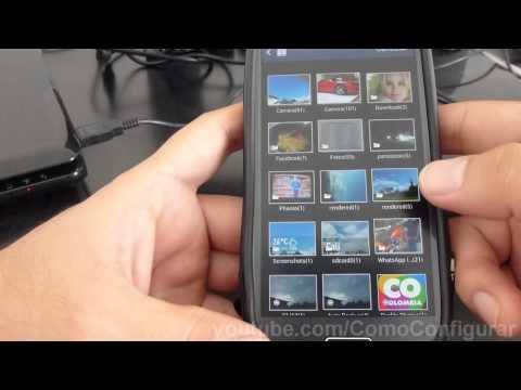 cómo cambiar el fondo de pantalla del Samsung Galaxy S3 español
