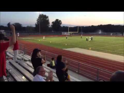 Jaylon Bester Freshman Year Highlights (Althoff Catholic High School) - 02/25/2014