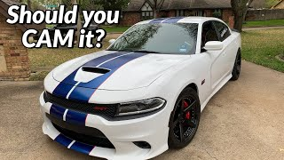 Camming your SRT 392/Scatpack.  Is it worth it?