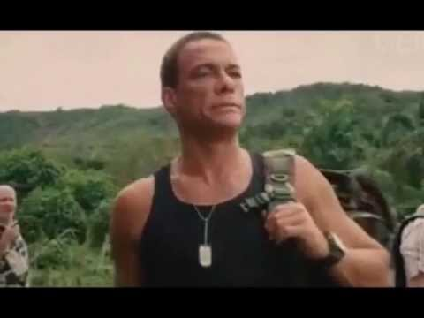 Jean-Claude Van Damme * Welcome to the Jungle (2013) & Enemies Closer (2013) Music Video Tribute