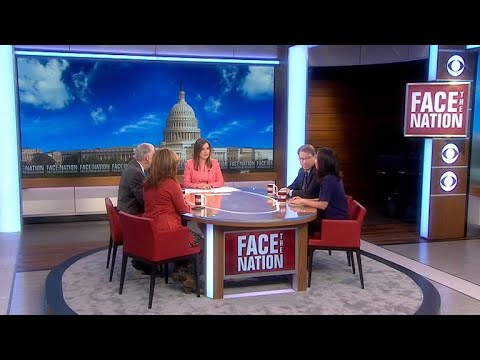 Face the Nation: Mike Pompeo, Lindsey Graham, and Robert Gates
