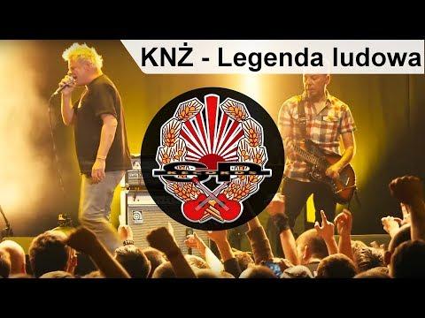 KNŻ - Legenda Ludowa - Ostatni Koncert W Mieście [LIVE DVD PROMO]