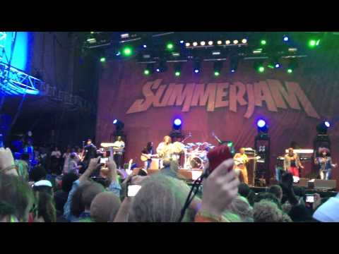 Stephen Marley - Summerjam 2012 - No Cigarette Smoke In My Room video