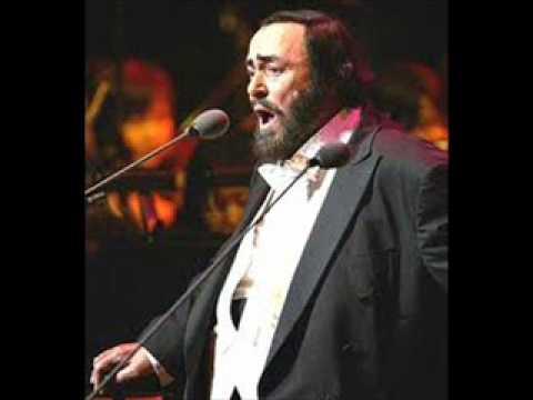 Pavarotti - Buongiorno a te