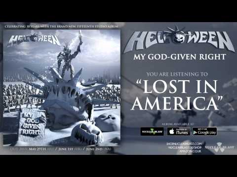 Helloween - Lost In America (official Track) video