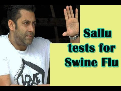 After Sonam Kapoor, Salman Khan to be tested for swine flu - TOI