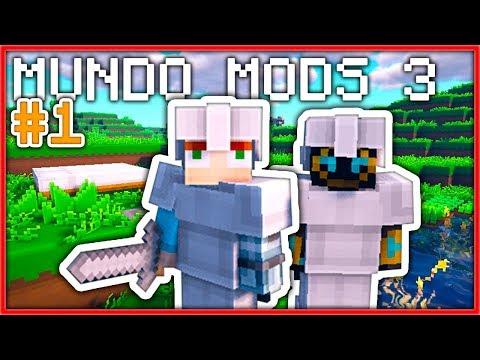 ¡NUEVA TEMPORADA! | #1 | MUNDO MODS 3 | Minecraft Survival