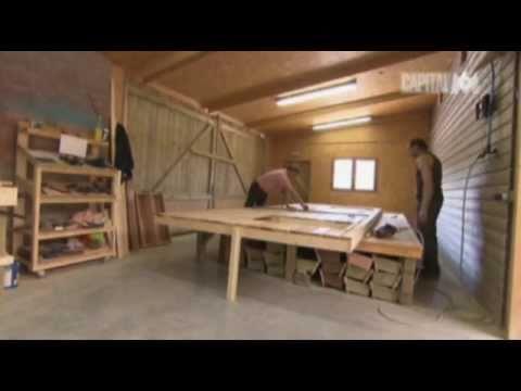 Documentaire une pi ce en plus 39 39 ma cabane au fond du jardin 39 39 part 1x2 youtube for Faire une rocaille au jardin
