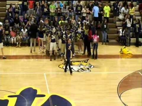 Daniel Game Pep Rally at Seneca High School (FULL)